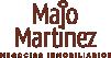 Majo Martinez Negocios Inmobiliarios